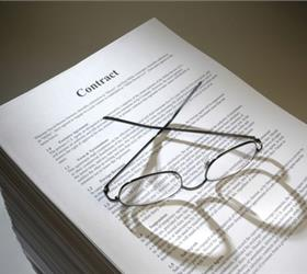 What can smaller businesses learn from large businesses on handling litigation?