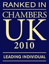 Nigel Musgrove licensing specialist recognised by Chambers UK 2010